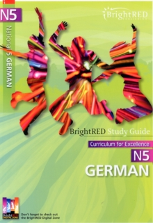 Image for National 5 German Study Guide