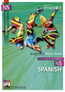 Image for National 5 Spanish Study Guide