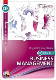 Image for CfE higher business management