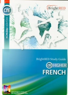 Image for CFE Higher French Study Guide