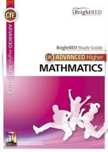 CfE advanced higher mathematics study guide