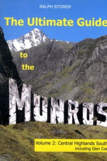 Image for The ultimate guide to the MunrosVolume 2,: Central Highlands south, including Glen Coe