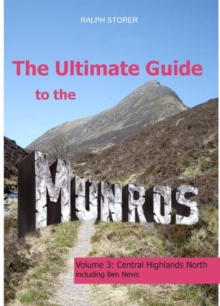 Image for The ultimate guide to the MunrosVolume 3,: Central Highlands north