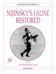 Image for Nijinsky's Faune Restored