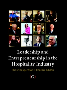 Image for Leadership and entrepreneurship in the hospitality industry