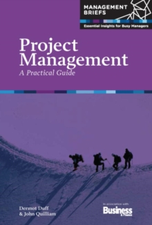 Image for Project management  : a practical guide