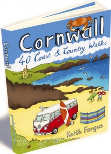 Image for Cornwall  : 40 coast and country walks