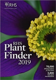 Image for RHS Plant Finder 2019