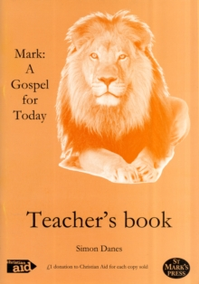 Image for Mark: A Gospel for Today Teacher's Book