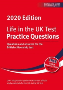 Image for Life in the UK test: Practice questions :
