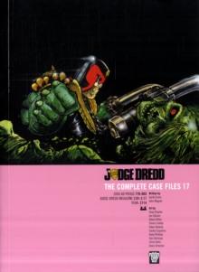Image for Judge Dredd  : the complete case files17
