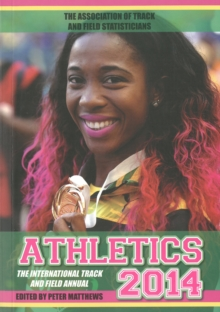 Image for Athletics 2014  : the international track and field annual