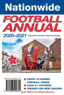 Image for Nationwide football annual 2020-2021