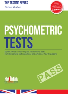 Image for Psychometric Tests (the Ultimate Guide)