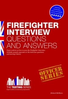 Image for Firefighter interview questions & answers