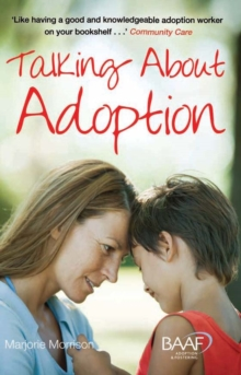 Image for Talking about adoption