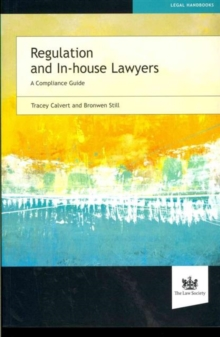 Image for Regulation and in-house lawyers