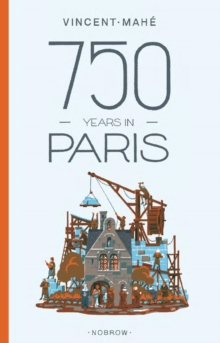Image for 750 years in Paris