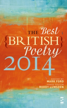 Image for The best British poetry 2014