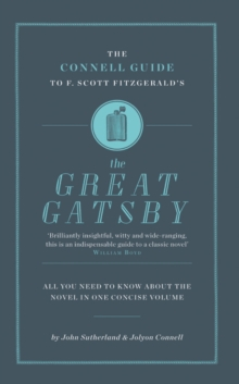 Image for The Connell guide to F. Scott Fitzgerald's The great Gatsby