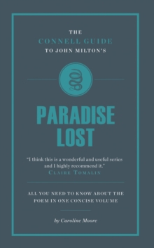 Image for The Connell guide to John Milton's Paradise lost