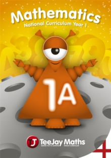 Image for TeeJay Mathematics National Curriculum Year 1 (1A) Second Edition