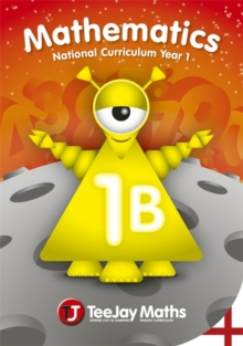 Image for TeeJay Mathematics National Curriculum Year 1 (1B) Second Edition