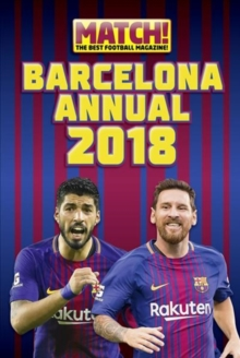 Image for Match! Barcelona Annual 2019