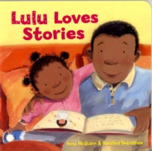 Image for Lulu loves stories