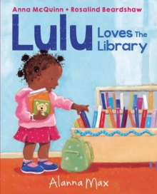 Image for Lulu loves the library