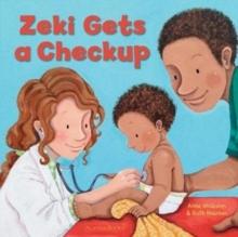 Image for Zeki gets a checkup