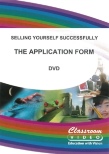 Image for Selling Yourself Successfully: The Application Form