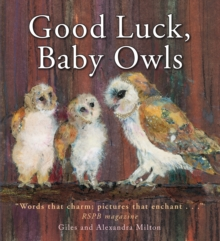 Image for Good luck, baby owls