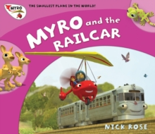 Image for Myro and the Railcar : Myro, the Smallest Plane in the World
