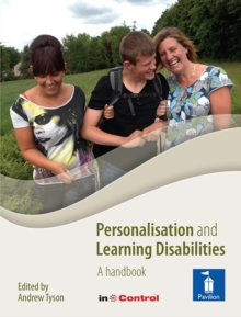 Image for Personalisation and learning disabilities  : a handbook