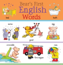 Image for Bear's first English words