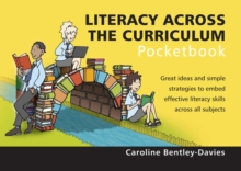 Image for Literacy Across The Curriculum Pocketbook