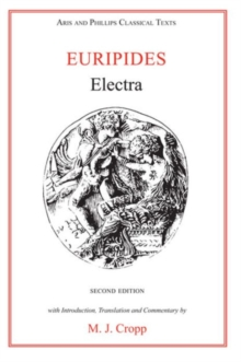 Image for Euripides  : electra