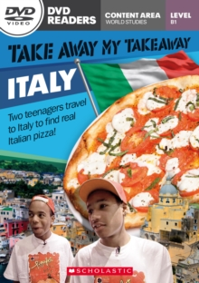 Image for Take Away My Takeaway - Italy - Book with DVD