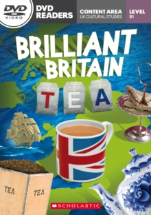 Image for NTSC BRILLIANT BRITAIN TEA