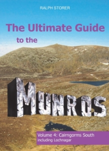 Image for The Ultimate Guide to the Munros : Cairngorms South