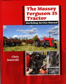 Image for The Massey Ferguson 35 Tractor Workshop Service Manual