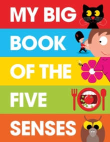 Image for My big book of the five senses