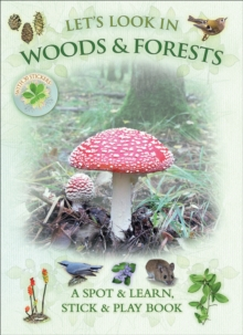Image for Let's Look in Woods & Forests
