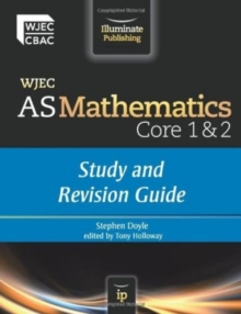 Image for WJEC AS Mathematics Core 1 & 2