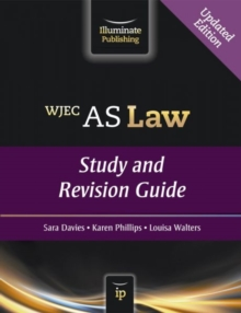 Image for WJEC AS Law : Study and Revision Guide