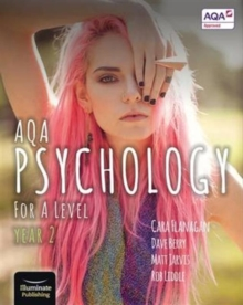 Image for AQA psychology for A levelYear 2