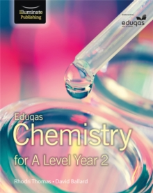 Eduqas Chemistry for A Level Year 2