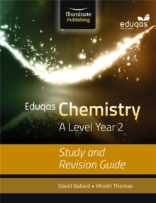 Image for Eduqas Chemistry for A Level Year 2: Study and Revision Guide