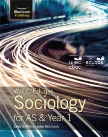 Image for WJEC/Eduqas Sociology for AS & Year 1: Student Book